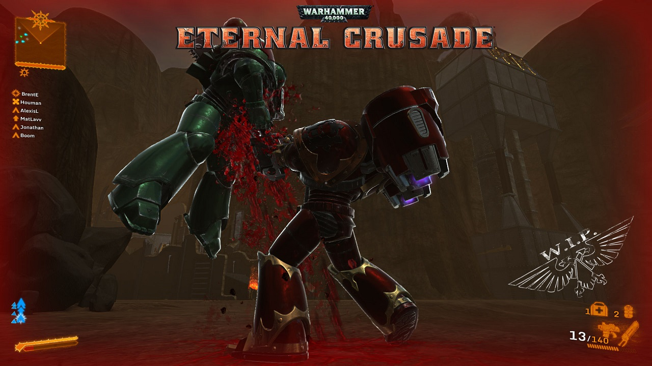 Warhammer 40,000: Eternal Crusade скачать торрент