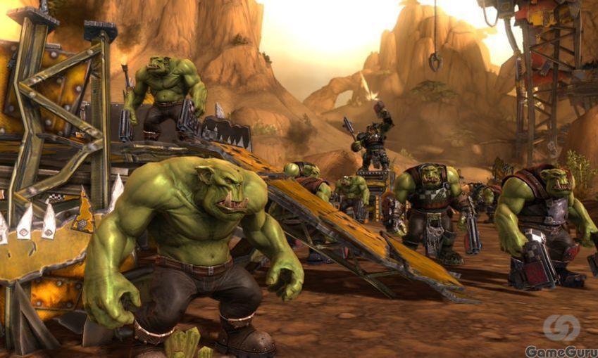 Warhammer 40.000: Dark Millennium Online