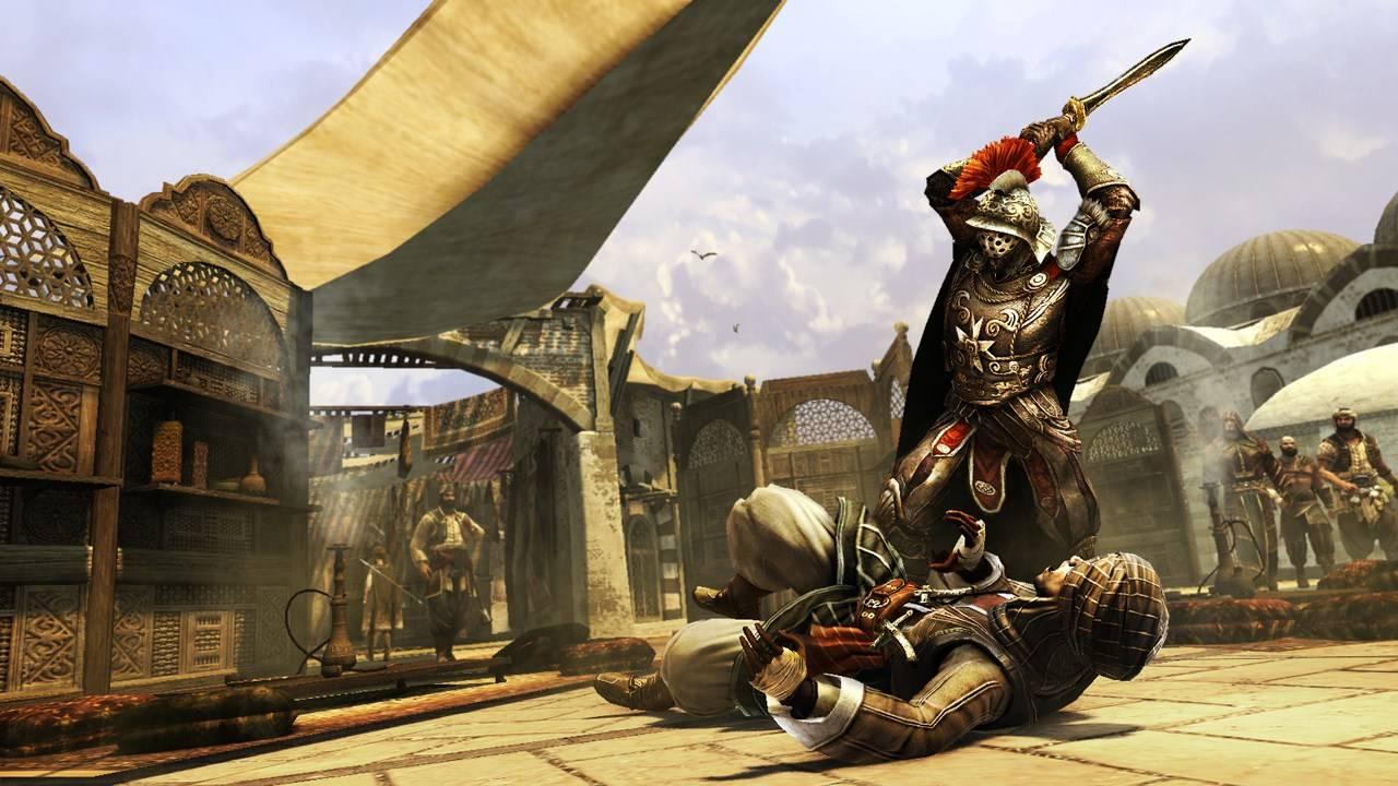 Assassin's Creed: Revelations скачать торрент бесплатно на ПК