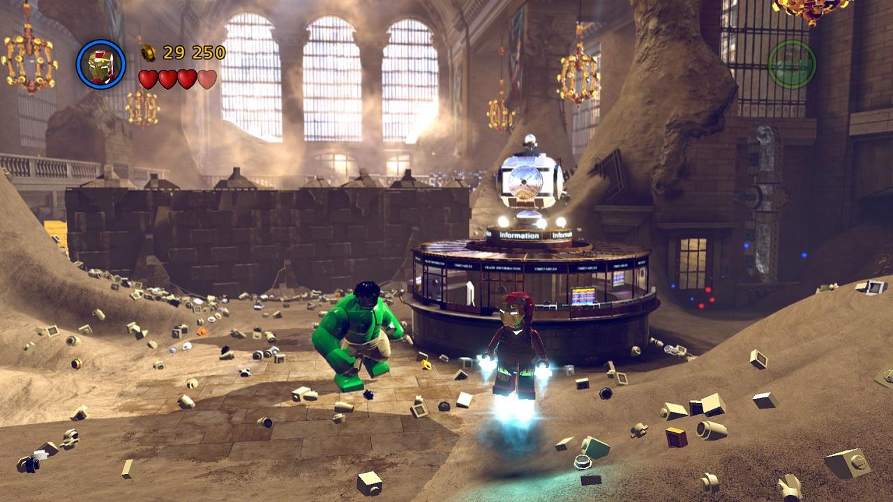 LEGO: Marvel Super Heroes скачать торрент