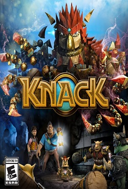 скачать игру knack через торрент на пк