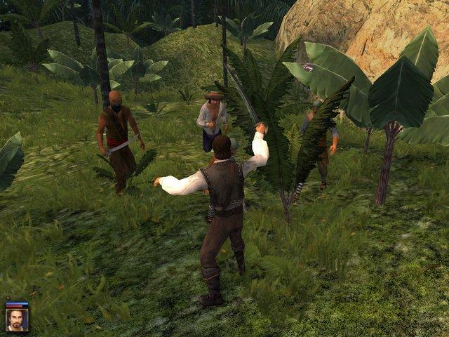 Особенности игры Корсары 2 Пираты Карибского моря (2003)