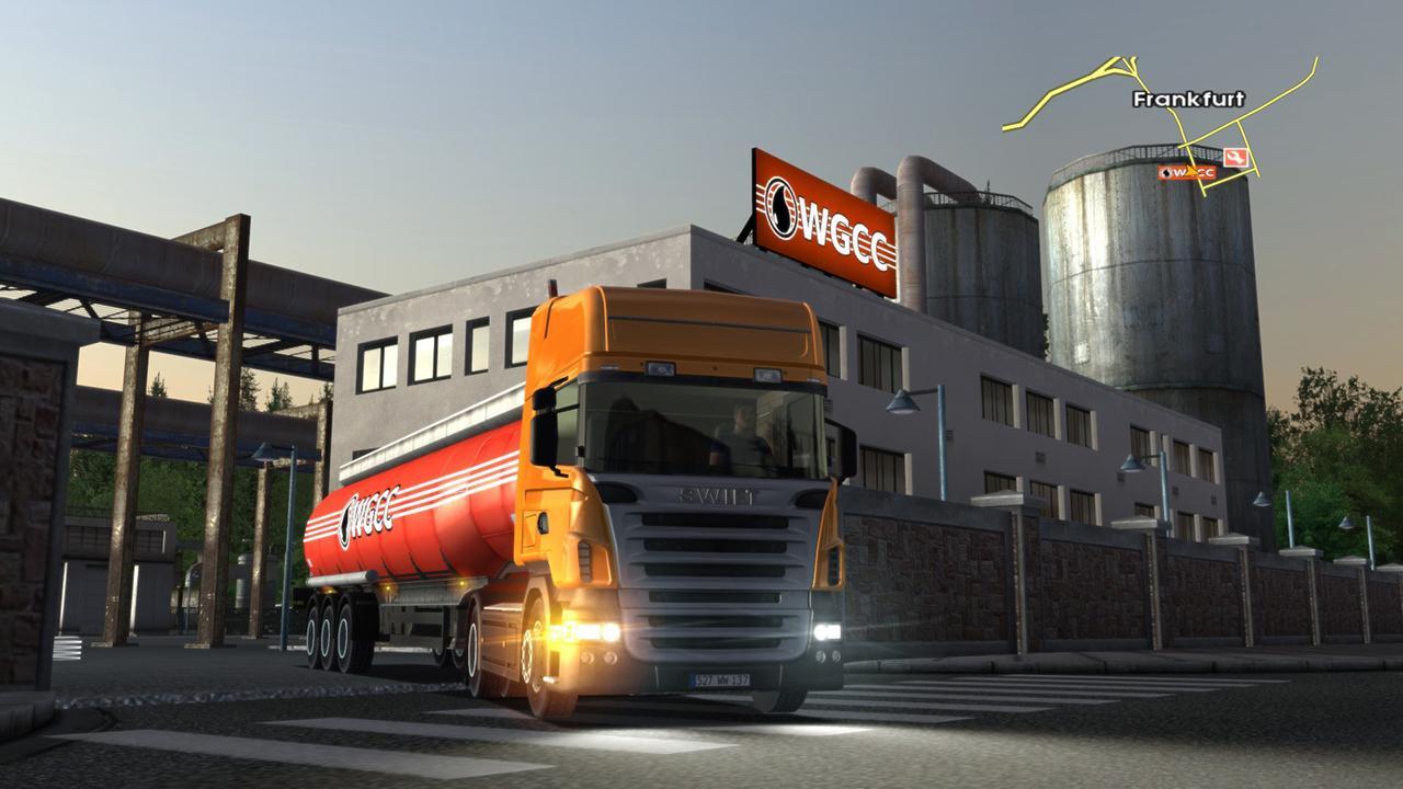 Взломанная Euro Truck Simulator 2017 на Андроид …