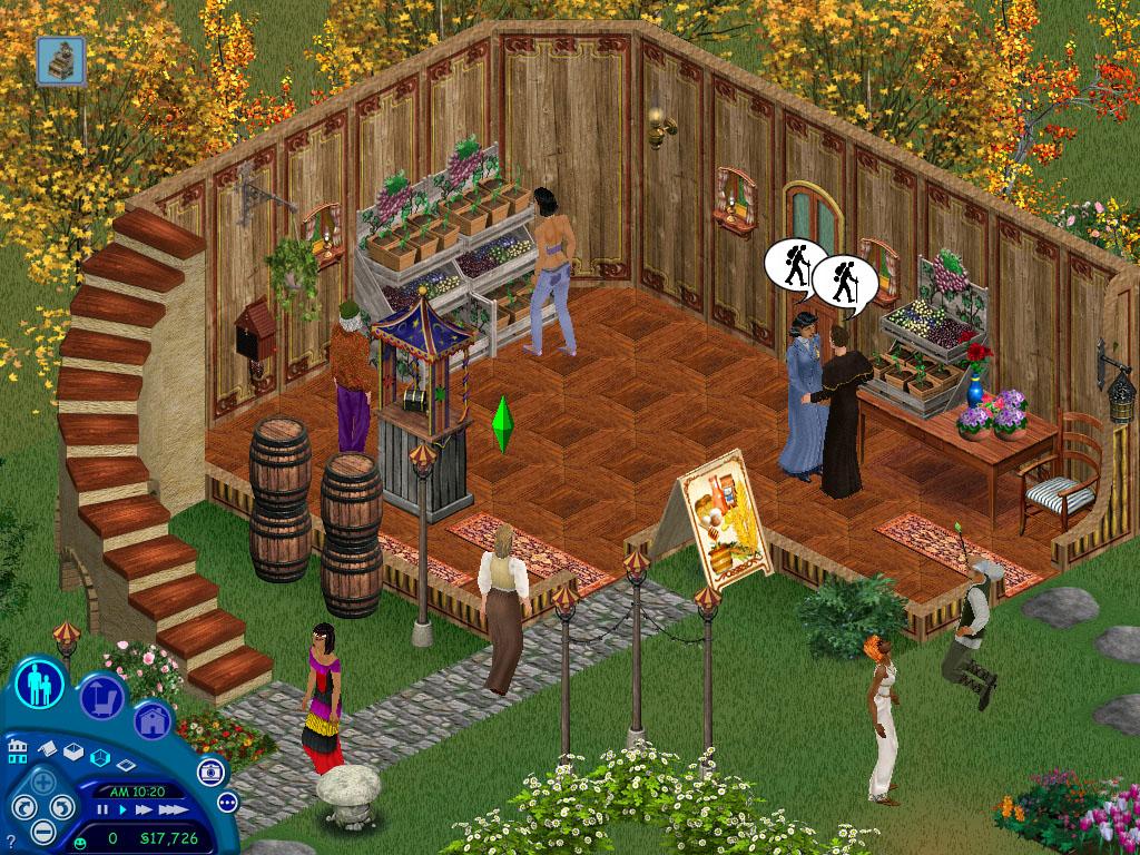 The Sims Makin Magic скачать торрент бесплатно на PC Sims 1 скачать