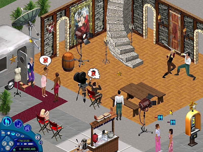 Симс 1 скачать торрент бесплатно на ПК Sims 1 скачать