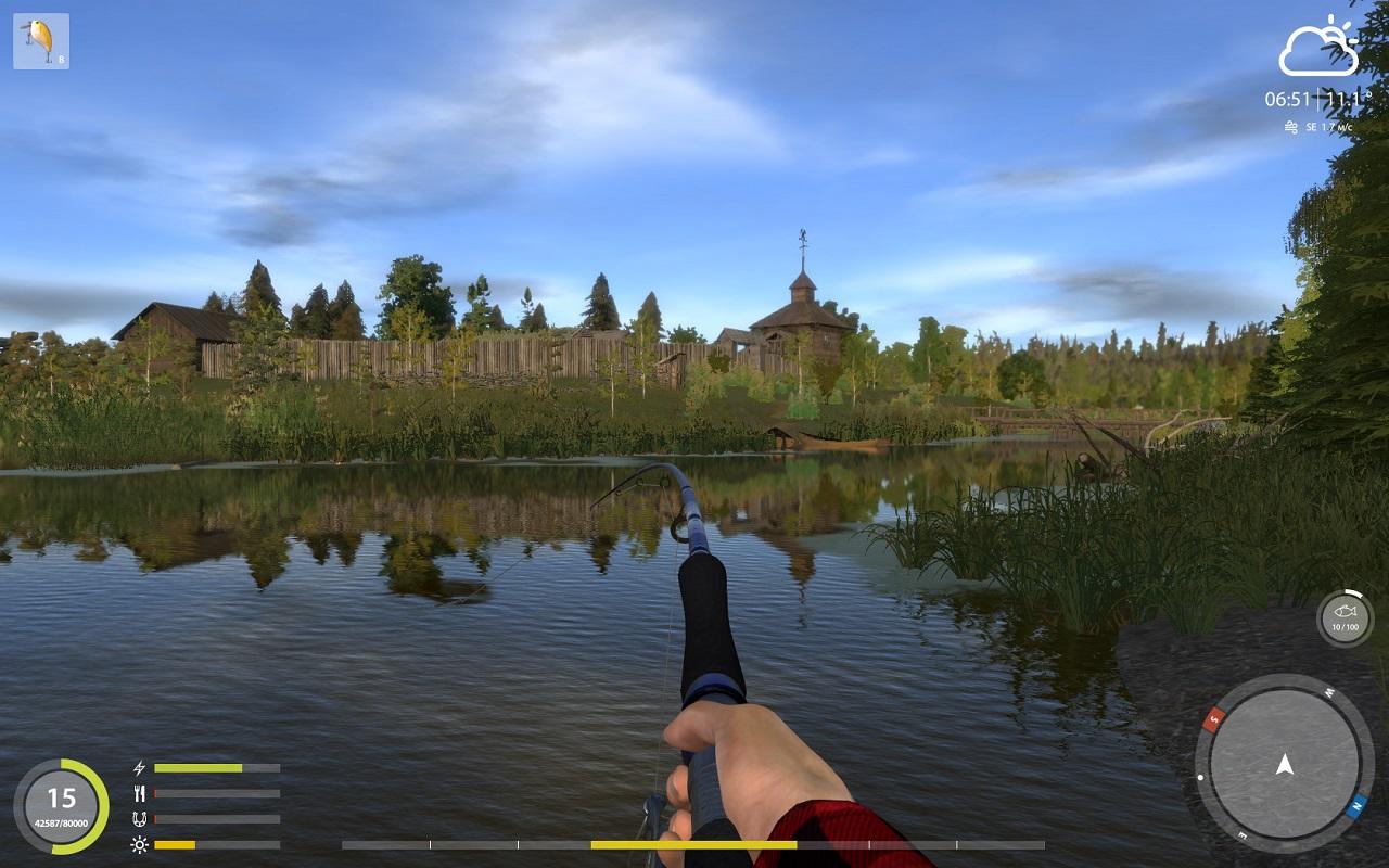 русская рыбалка 4 скачать бесплатно