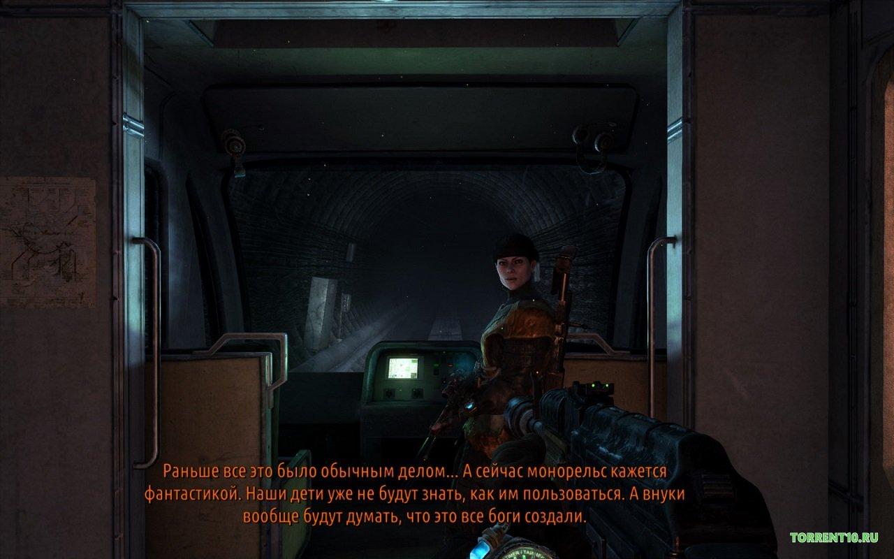 скачать игру метро 2033 с торрента на русском на компьютер