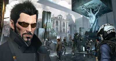Deus Ex: Mankind Divided Механики