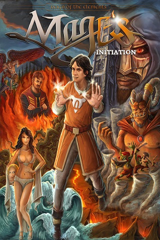 Mage's Initiation: Reign of the Elements