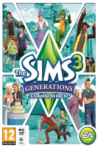 The Sims 3: Generations (Все возрасты)