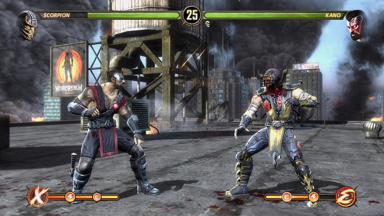 ᐈ МК 11 - Саб Зиро: все комбо и фаталити в Mortal Kombat