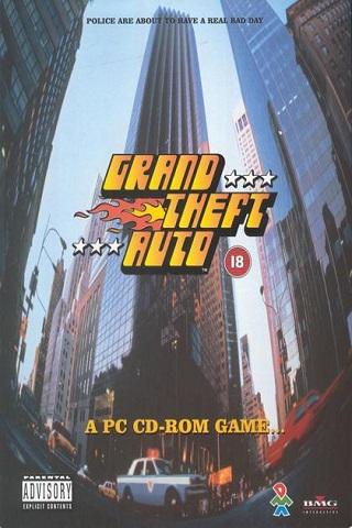 GTA 1/ Grand Theft Auto 1