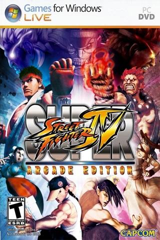 Street Fighter 4 (2011)