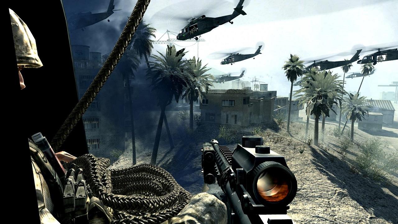 call of duty 4 modern warfare лицензию