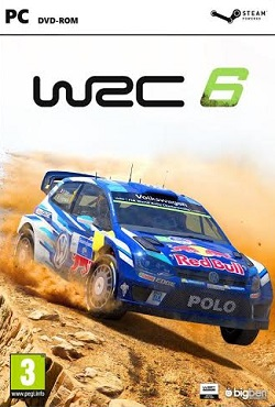 WRC 6: FIA World Rally Championship 2016
