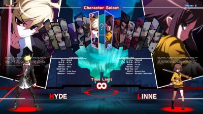 FRENCH-BEAD. Игра Under Night In-Birth Exe Late
