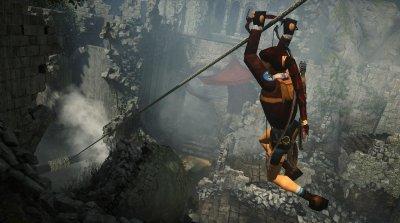 Rise of the Tomb Raider от Механиков