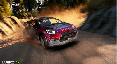 WRC 6: FIA World Rally Championship 2016