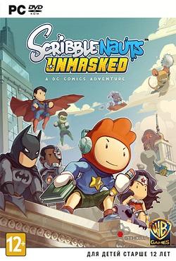 Scribblenauts: Unmasked A DC Comics Adventure