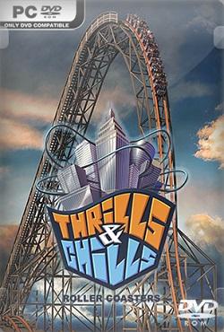 Thrills & Chills - Roller Coasters