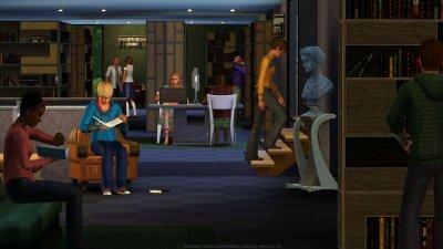 Симс 3: Городская жизнь
