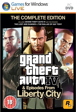 GTA 4: Complete Edition