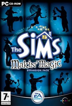 The Sims Makin Magic