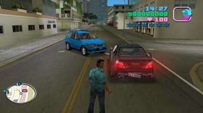 GTA Vice City Deluxe