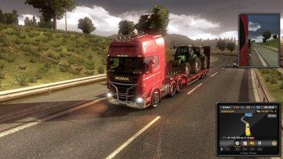 Euro Truck Simulator 2 Scandinavia