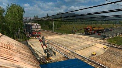 Euro Truck Simulator 2 Россия