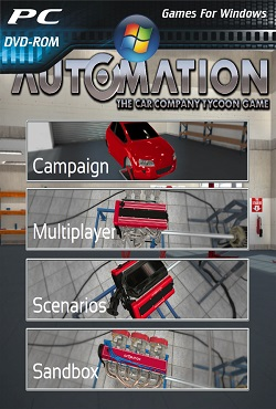 Automation - The Car Company Tycoon Game