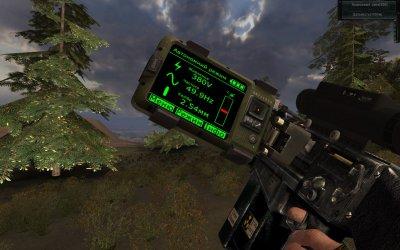 Сталкер Gunslinger Mod