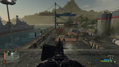 Crysis 1 от Механиков