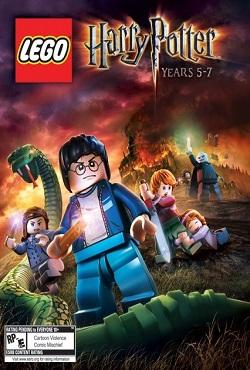 Лего Гарри Поттер 5-7