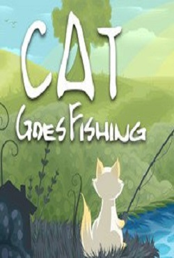 Cat Goes Fishing