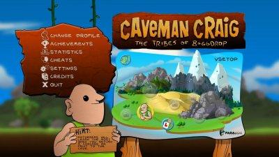 Caveman Craig 2