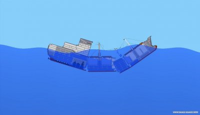Sinking Simulator Ship Sandbox 2
