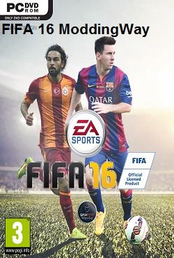 FIFA 16 ModdingWay 16/17