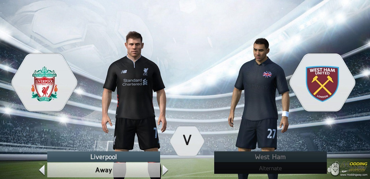 FIFA 14 ModdingWay 18/19 скачать торрент бесплатно на PC