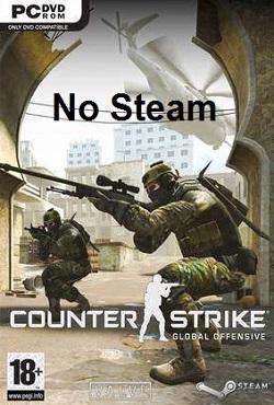 CS GO No Steam