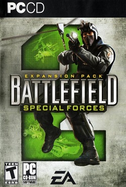Battlefield 2 Special Forces Механики