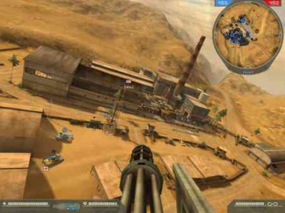 Battlefield 2 Iran Conflict