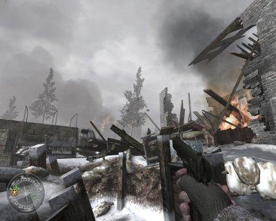 Call of Duty 2 Механики