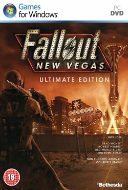 Fallout New Vegas Ultimate Edition