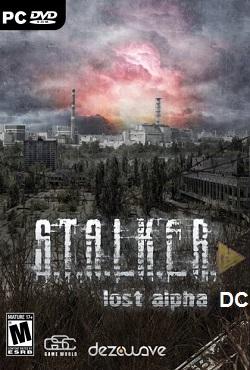 Stalker Lost Alpha DC
