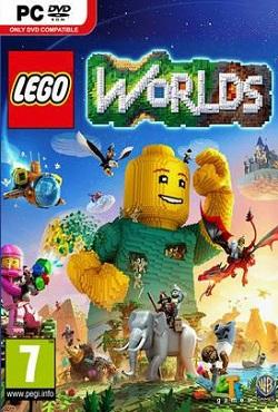 Lego Worlds Механики