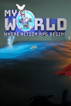 MyWorld Action RPG Maker