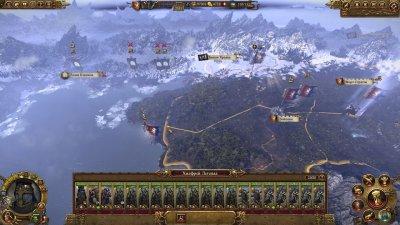 Total War Warhammer Механики
