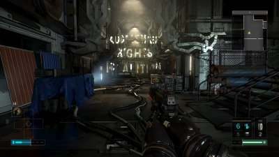 Deus Ex Mankind Divided от R.G. Механики