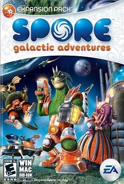 Spore Galactic Adventures RePack Механики